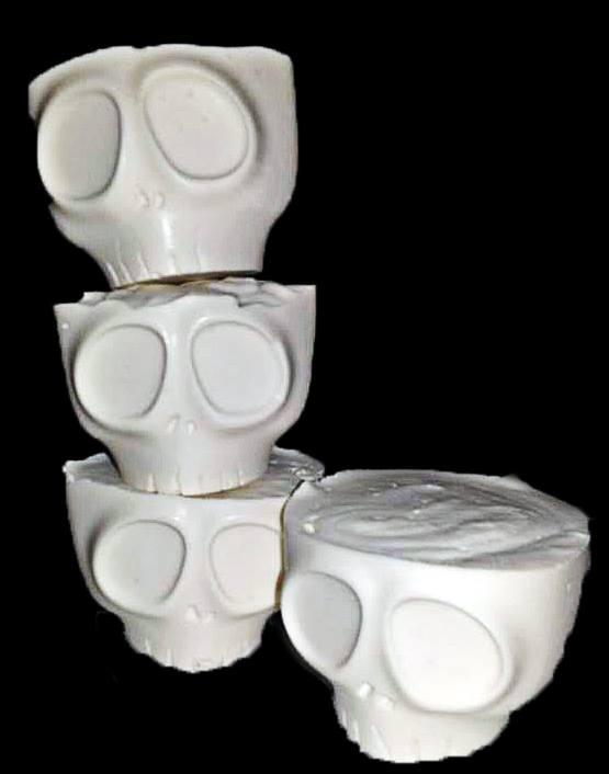 Skull Soaps.