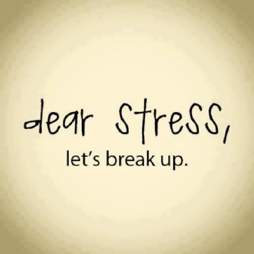 stress in our lives