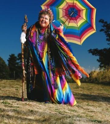 Granma-hippie