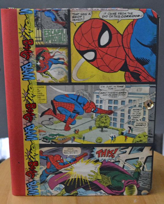 Spider Man Journal